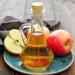 Яблочный уксус хорош или плох при диарее?