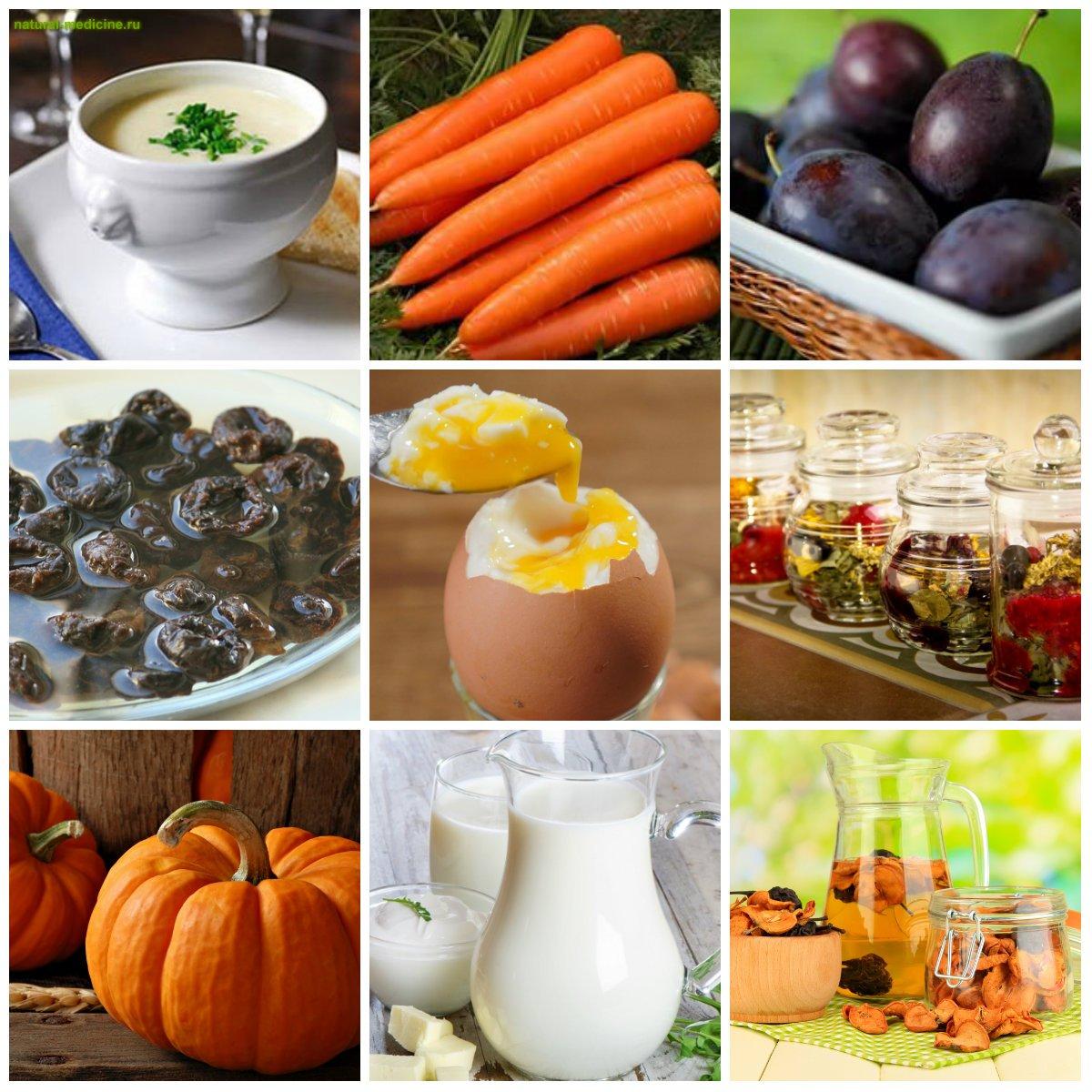 Синдром раздраженного кишечника (СРК) и диета: продукты, которые вы можете есть