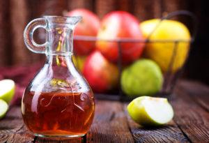 Яблочный уксус от диареи: польза и применение